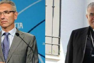 "El portavoz de la Junta pide un ""bozal"" para el obispo de Córdoba"