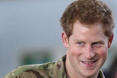 El príncipe Harry confiesa haber matado a terroristas talibán en Afganistán