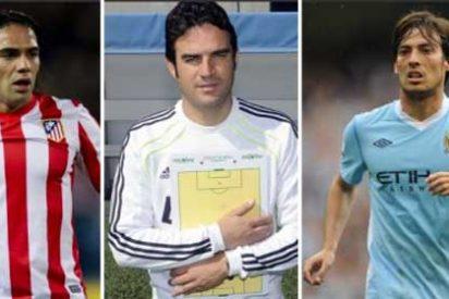 'Punto Pelota': Falcao, Toril y Silva son los elegidos para el Real Madrid