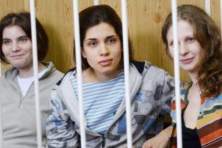 Un tribunal ruso obliga a retirar todos los vídeos de las 'Pussy Riot' de internet