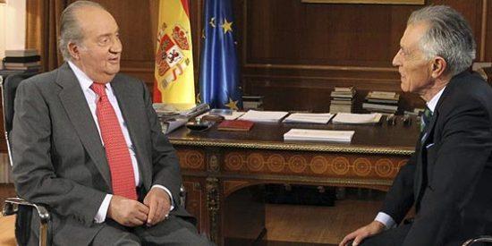 La peor entrevista al Rey Juan Carlos en su 75 Aniversario