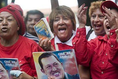 Vigilia de oración por la salud de Chávez en Cuba