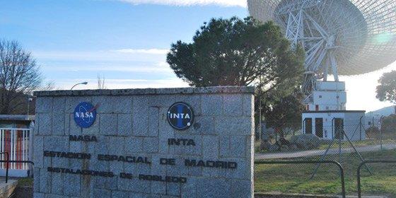 Los trabajadores de la estación española de la NASA se declaran en huelga