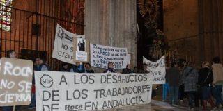 Los 228 trabajadores de Roca piden la mediación de Asenjo