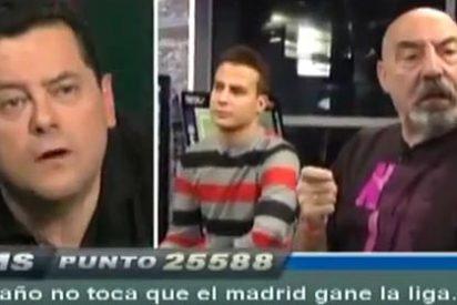 """Tomás Roncero: """"¿Alguna vez se equivocarán los árbitros a favor del Real Madrid?"""""""