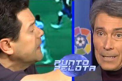 """Tomás Roncero al Lobo Carrasco: """"¡Pide perdón por decir que Ronaldo no está entre los cinco mejores!"""""""