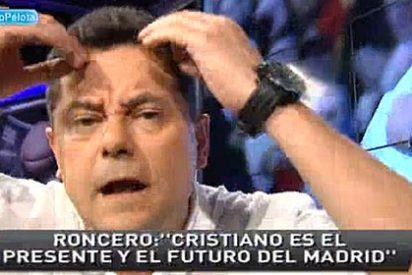 """Tomás Roncero: """"Cristiano Ronaldo es 'The Special One', no se puede ir del Real Madrid"""""""