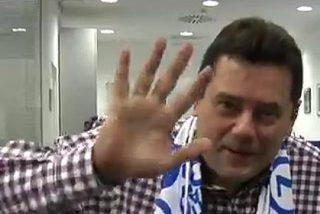 """Tomás Roncero: """"Cristiano Ronaldo es el Balón de Oro y lo tiene el Real Madrid"""""""