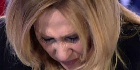 """Rosa Benito, hundida y traicionada por 'Sálvame', dice que está """"muy dolida"""" ¿Otra que se va del programa para darse publicidad?"""