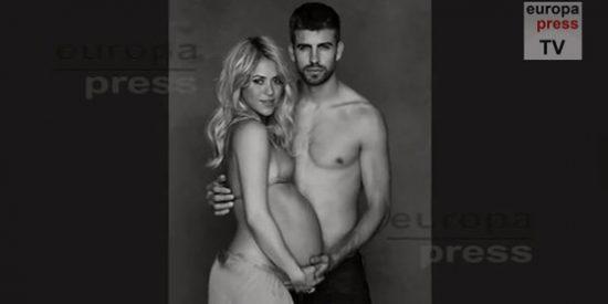 Shakira y Piqué, más solidarios y más ligeros de ropa que nunca