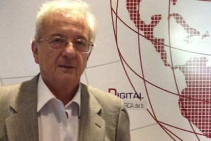 """Justino Sinova: """"Es evidente que los sindicatos están a punto de acabar con Telemadrid"""""""