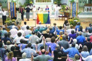 La Iglesia católica inglesa deja de oficiar misas para gays