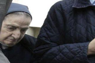 Sor María no acudió a declarar por el caso de los bebés robados