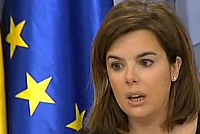 """Soraya Sáenz de Santamaría: """"Ni vi sobres con dinero en el PP ni sabía a qué se dedicaba el tesorero"""""""