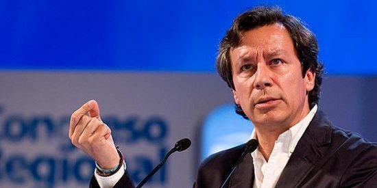"""Carlos Floriano: El PSOE se está disolviendo como un azucarillo"""""""