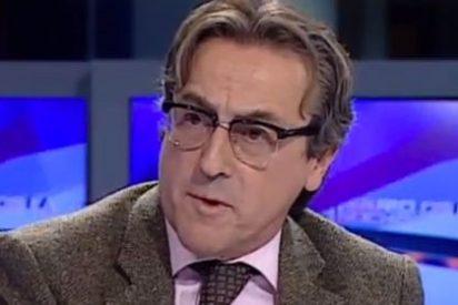 """Hermann Tersch en ABC: """"Hermida se comportó con el Rey como lo haría Jordi Évole en entrevista al ex juez Garzón"""""""