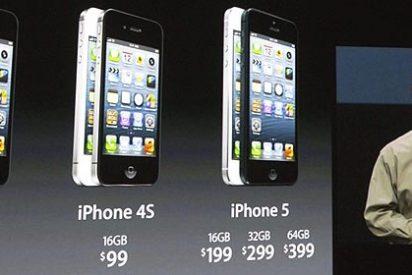 Apple frena la producción del iPhone 5 por falta de demanda