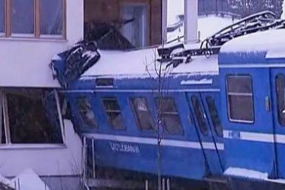 Una limpiadora de 22 años con alma de ferroviaria suicida