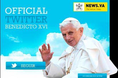 """Tuit del Papa: """"Un día para Él"""""""