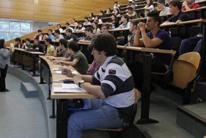 Tenemos la tasa de escolarización universitaria más baja del país