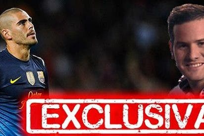 El portero Víctor Valdés no quiere renovar y ha decidido abandonar el Barcelona