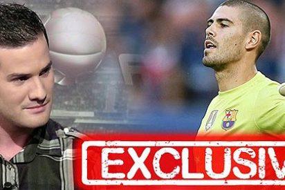 Los verdaderos motivos de Víctor Valdés para marcharse del Barça