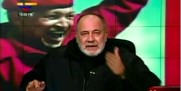 """Así se las gasta TeleChávez contra la prensa opositora: """"¡Son una partida de sinvergüenzas, vagabundos y apátridas!"""""""
