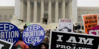 """Masiva """"Marcha por la vida"""" en Washington"""