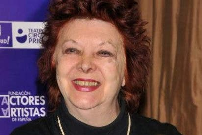 Fallece María Asquerino, una de las grandes actrices de nuestro país