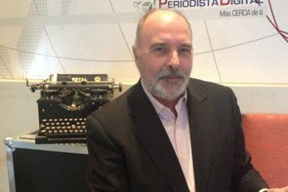 """Fernando Marañón: """"Las empresas son como junglas: este no es un libro de autoayuda, sino de autodefensa"""""""