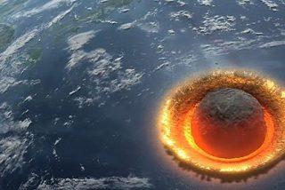 El meteorito caído en Rusia liberó la energía de 187 bombas de Hiroshima