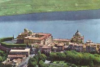 Castel Gandolfo: el primer refugio del Papa emérito