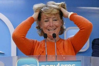 """Esperanza Aguirre lo tiene claro: """"Yo habría destituido a Ana Mato"""""""