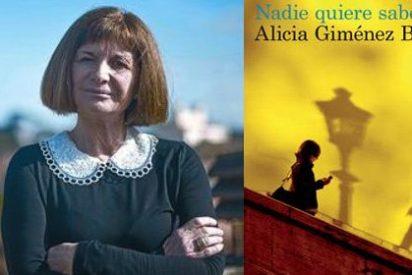 Alicia Giménez Bartlett rescata a Petra Delicado en un nuevo y desafiante caso de investigación