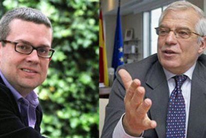 """Francesc-Marc Álvaro, de La Vanguardia, llama """"impresentable"""" al exministro Borrell"""