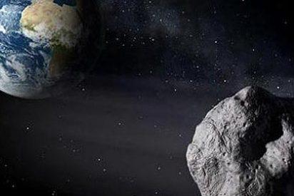 El mejor vídeo del asteroide que 'rozó' la Tierra fue hecho por un astrofotógrafo español