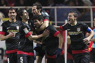 El Atlético elimina al Sevilla y desafía al Real Madrid para la final de Copa