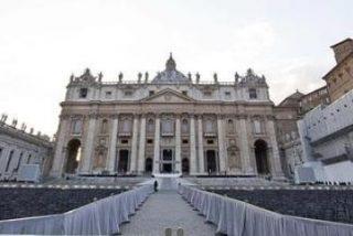 El último baño de masas de Benedicto XVI