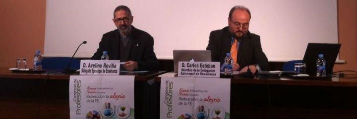 """Avelino Revilla: """"Se quiere identificar la clase de Religión con lo rancio y con el franquismo"""""""