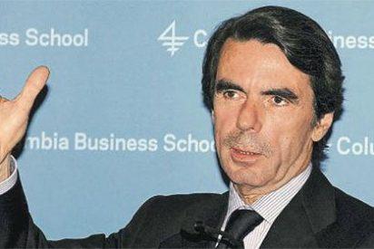Aznar tiró de talonario para que los progre-actores hicieran política