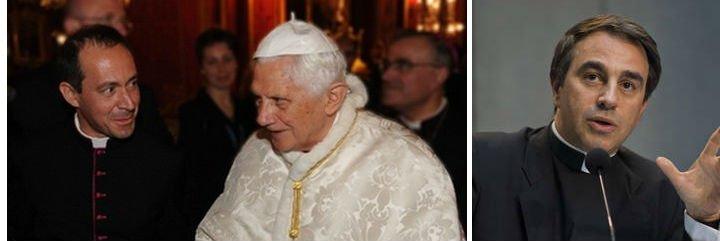 El Papa aleja a Balestrero, número 2 de Bertone, y lo nombra Nuncio en Colombia
