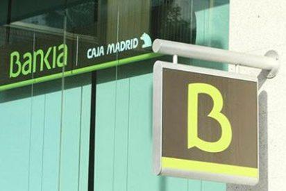 Bankia no cotiza en Bolsa por suspensión cautelar de la CNMV
