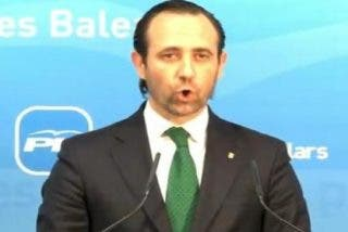 """Cabrer reconoce que a Bauzá se le olvidó poner """"algunas cosas"""" en su declaración"""