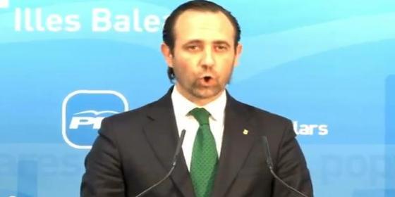 Cabrer afirma que no es verdad que a José Ramón Bauzá le den fobia las mujeres