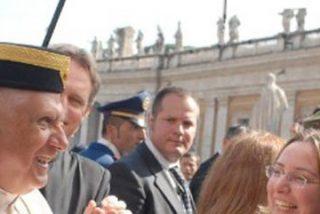 """Benedicto XVI destaca el """"importante servicio"""" que la Guardia Civil presta a la sociedad española"""