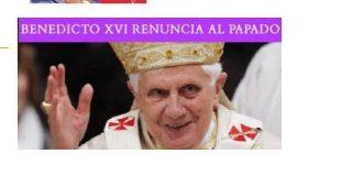 Las elecciones papales y el pensamiento de Benedicto XVI