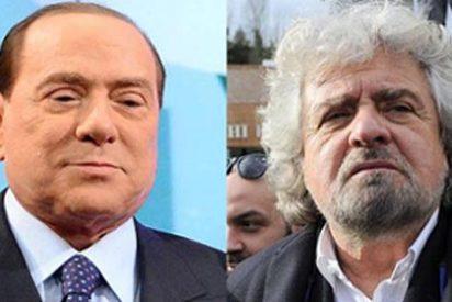 'The Economist' llama payasos a Grillo y Berlusconi y ve peligrar el euro por culpa de Italia