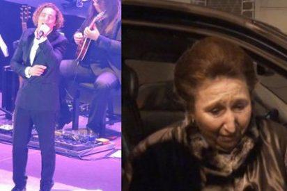El último concierto de David Bisbal en España contó con la presencia de la Infanta Margarita