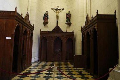 La Policía sospecha de un perturbado o grupos antisistema como responsables del explosivo encontrado en la catedral de La Almudena