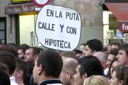 Miles de personas reclaman en 50 ciudades españolas la dación en pago y alquileres sociales